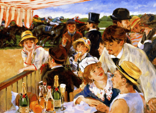 The Race (Renoir)