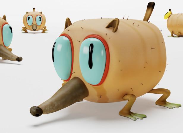 Inverted Hedgehogs (Doomed)