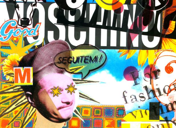 Moschino Fashion Design Jack