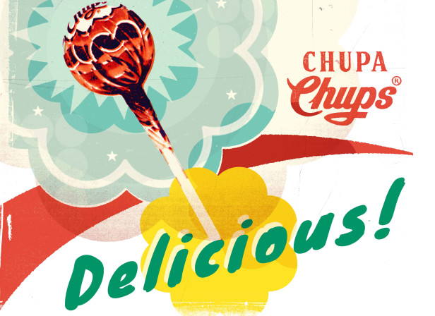 The Perfect Chupa Chups Lollipop