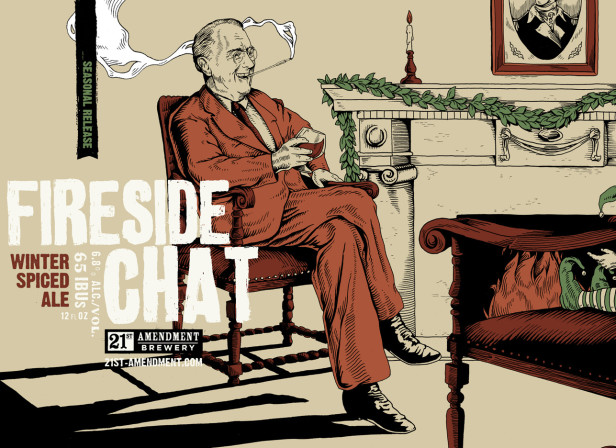 21st Amendment Fireside Chat