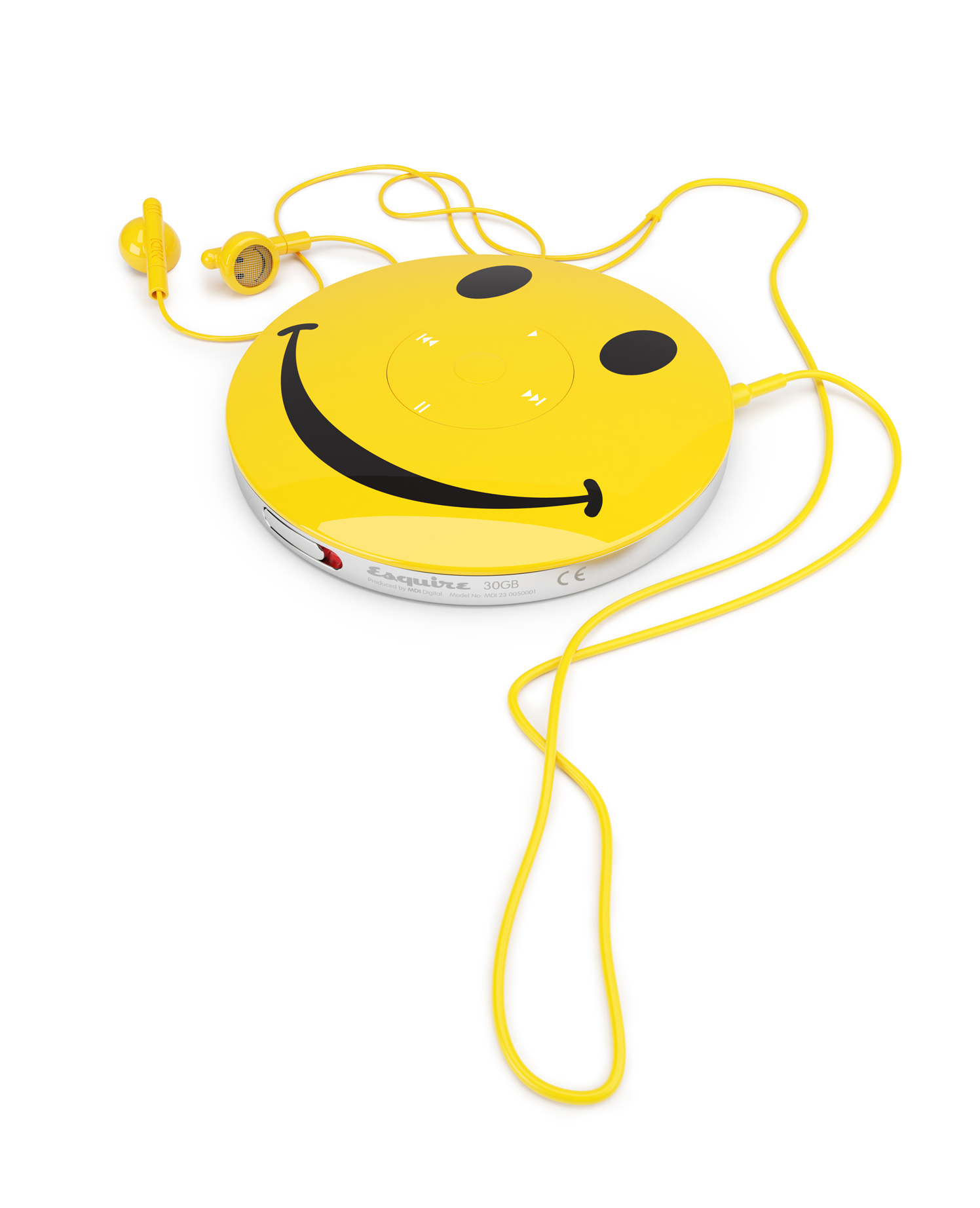 Esquire Smiley CD Player