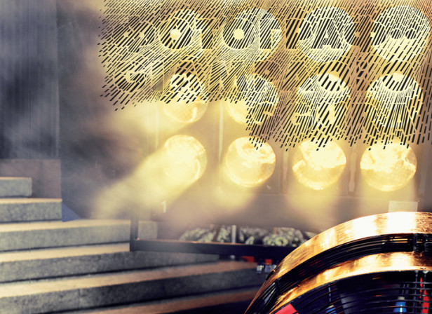 GQ Russia Magazine Typography