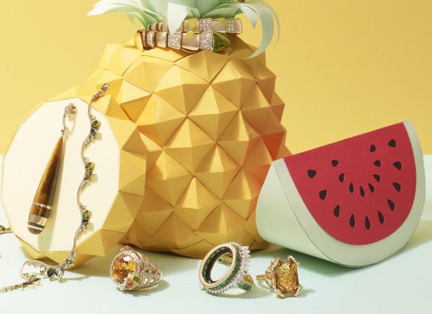 Grazia /Pineapple