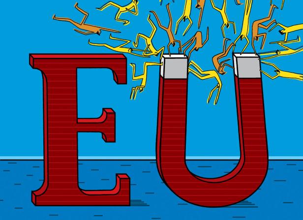 EU Attraction Front CoverThe Economist