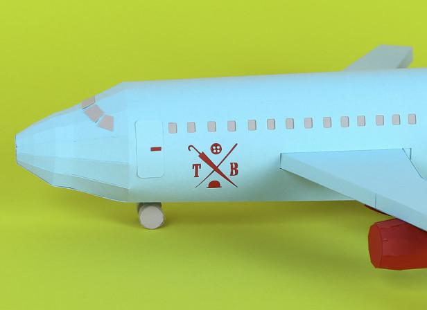 Plane / Ted Baker