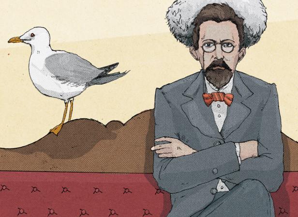Anton Chekhov / The Telegraph