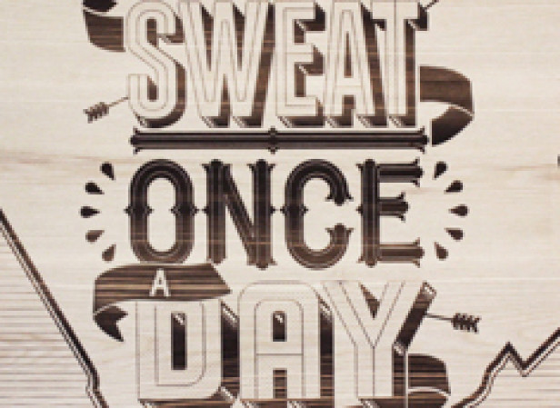 Sweat Once a Day