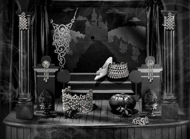 Harrods Magazine Fairy Tales Cinderella
