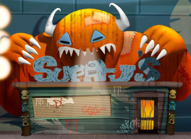 Chop Socky Chooks Cartoon Network Aardman Animations