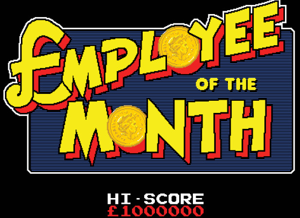 Gamification In The Workplace Employee Of The Month / Professional Manager Magazine