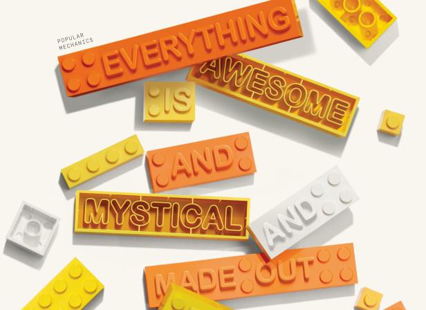 Popular Mechanics Lego