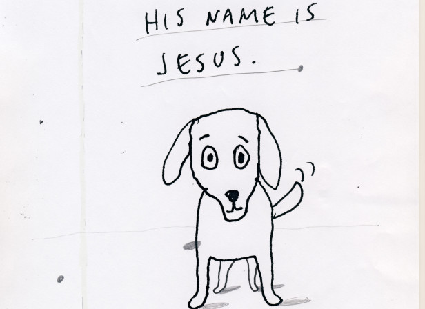 My Name Is Jesus