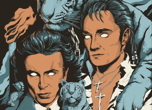 Siegfried & Roy / Masters of The Impossible