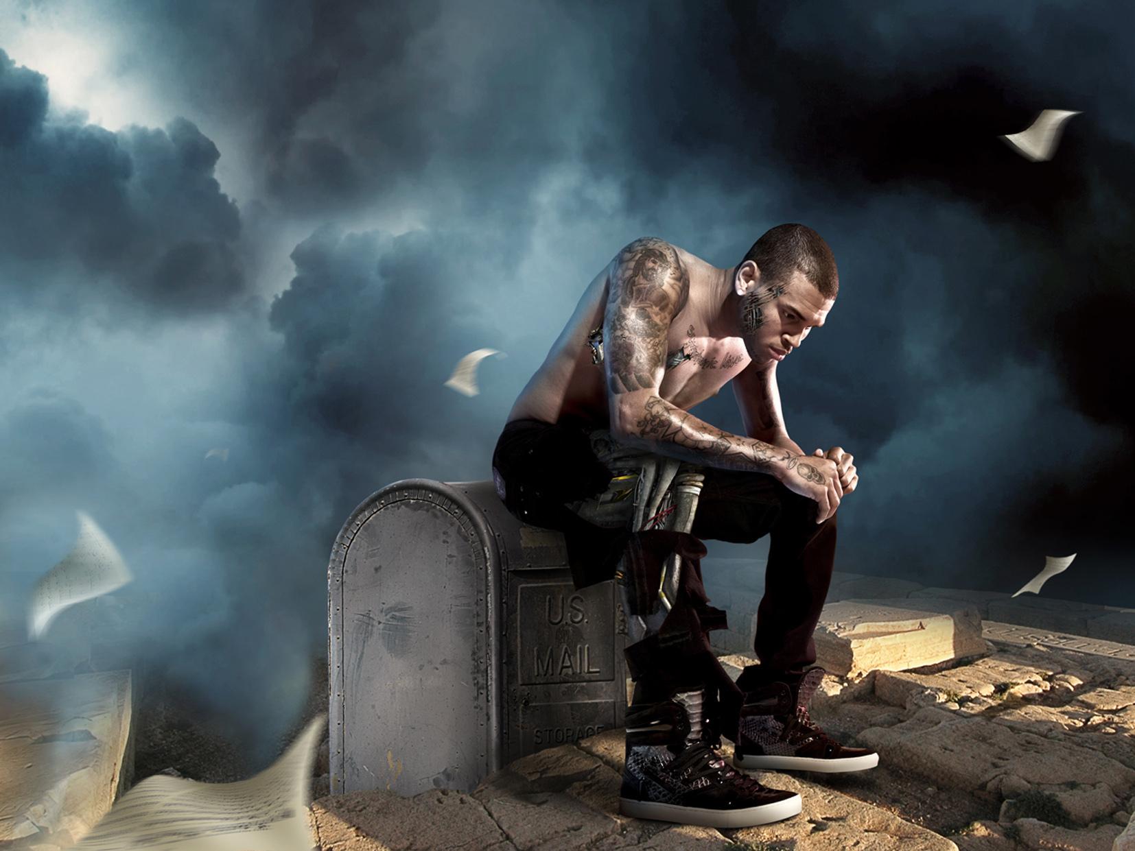 Chris Brown / YRB Magazine Editorial