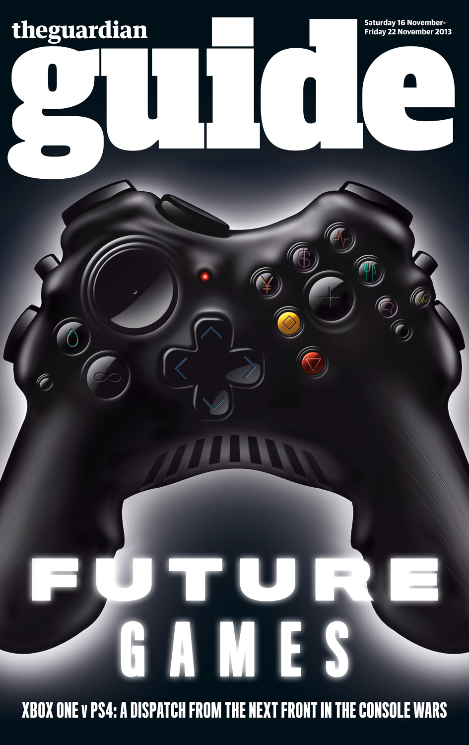 Future Games / The Guardian Guide