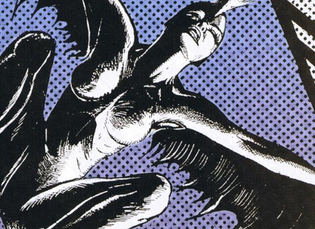 Batwoman Watches / Harpers Bazaar