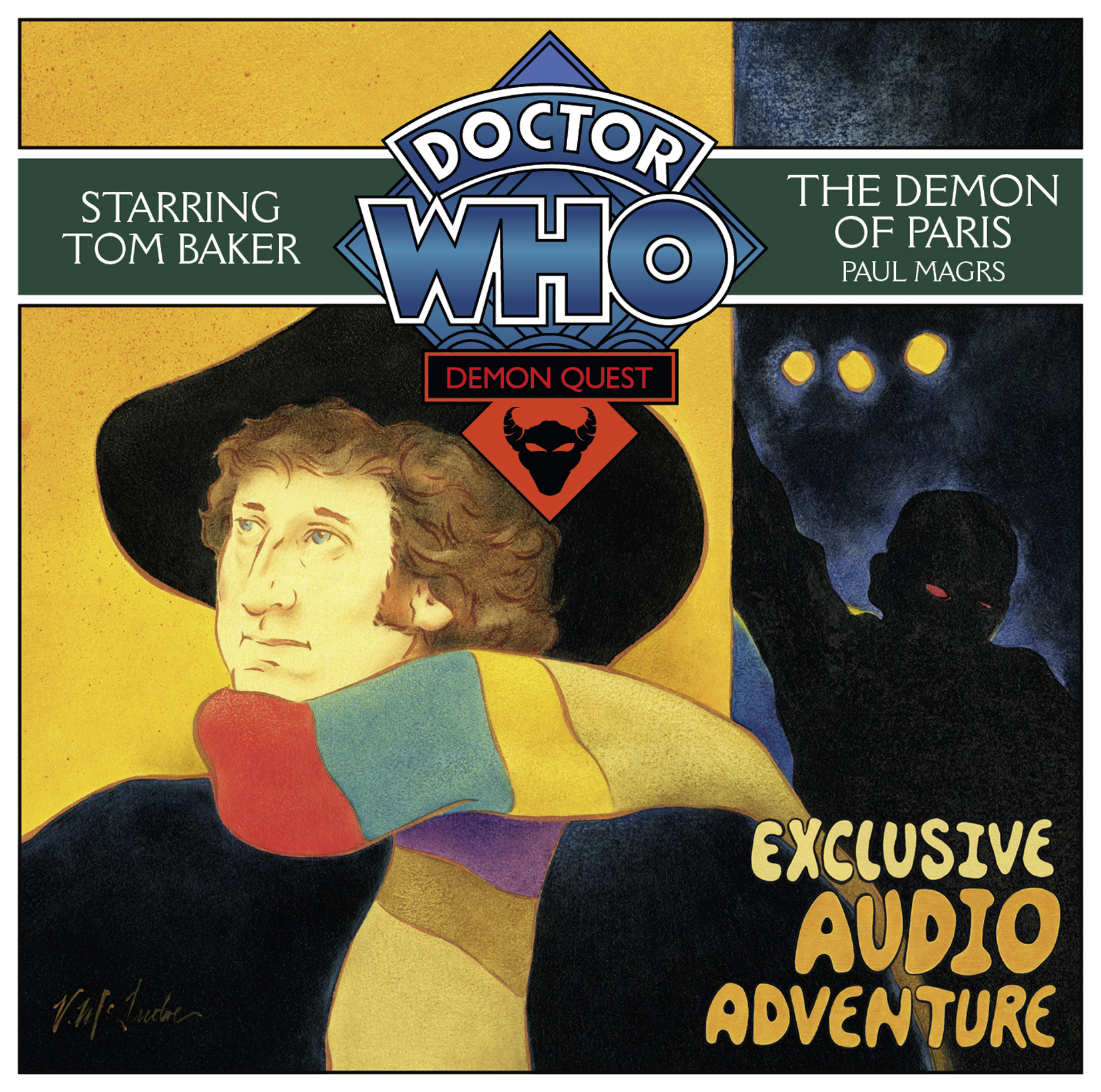 The Demon Of Paris / Doctor Who