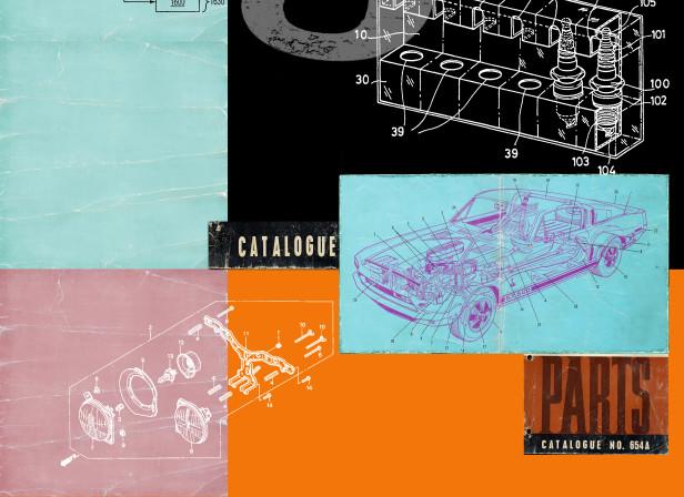 Car Parts Catalogue