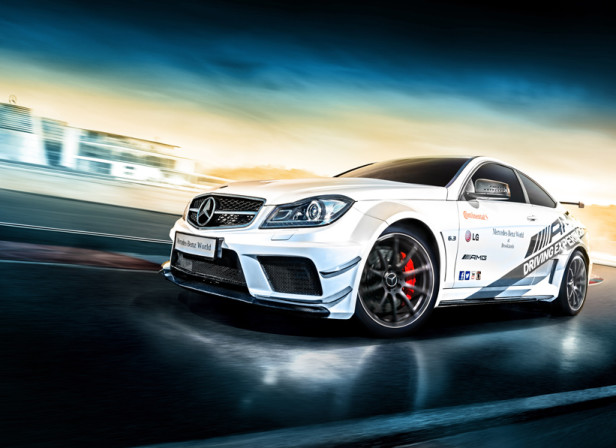 C63 AMG / Mercedes
