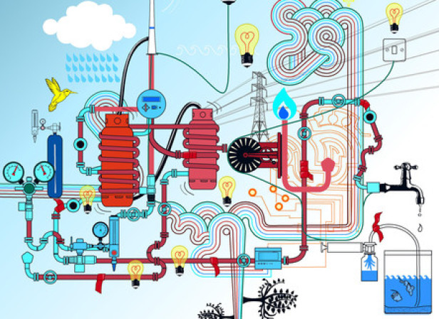 Bureaucracy In Utilities Industry / Intelligent Utilities Magazine