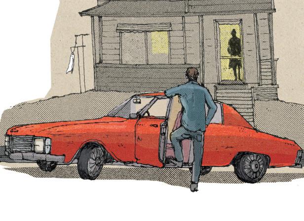 A Car Door Slams Shut / The Telegraph