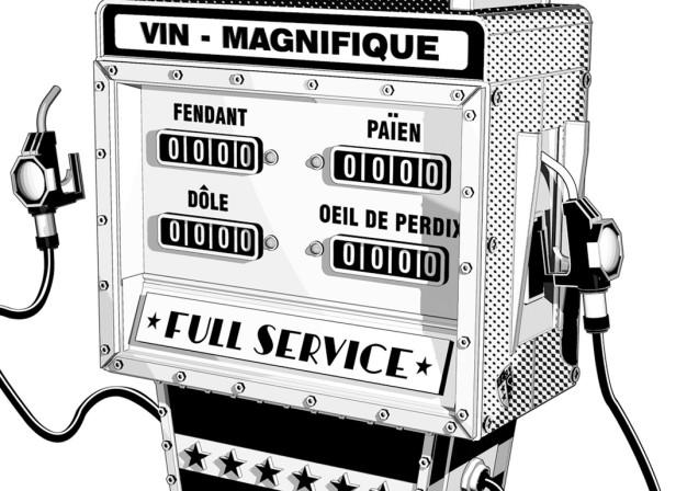Vin Magnifique