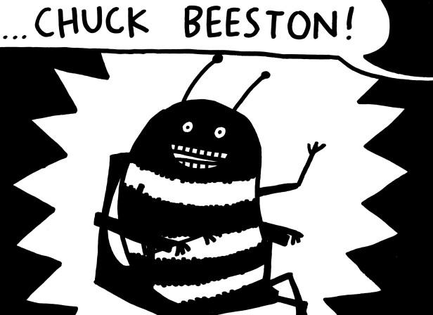 Chuck Beeston