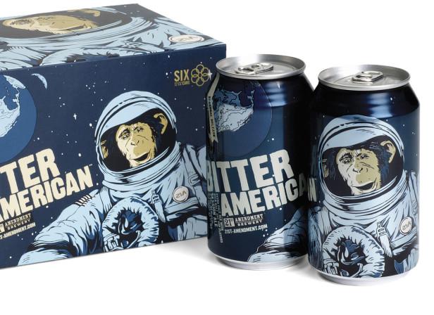 Bitter American - Pack Shot
