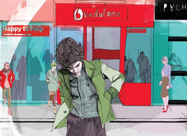 Vodafone High Street