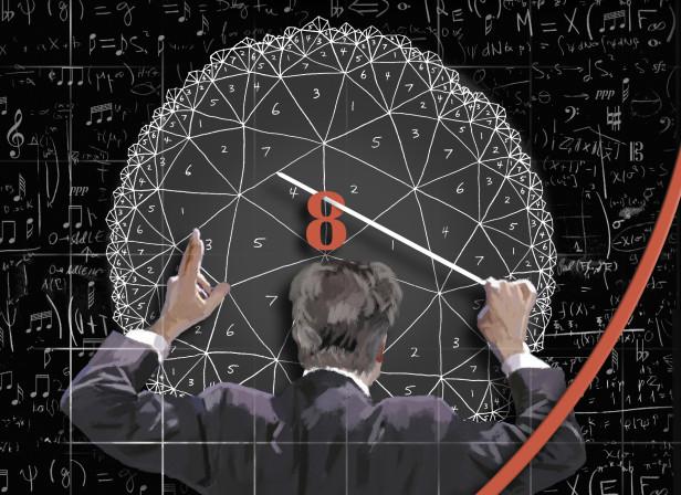 Music and Mathematics - BBC Music Magazine October 2015