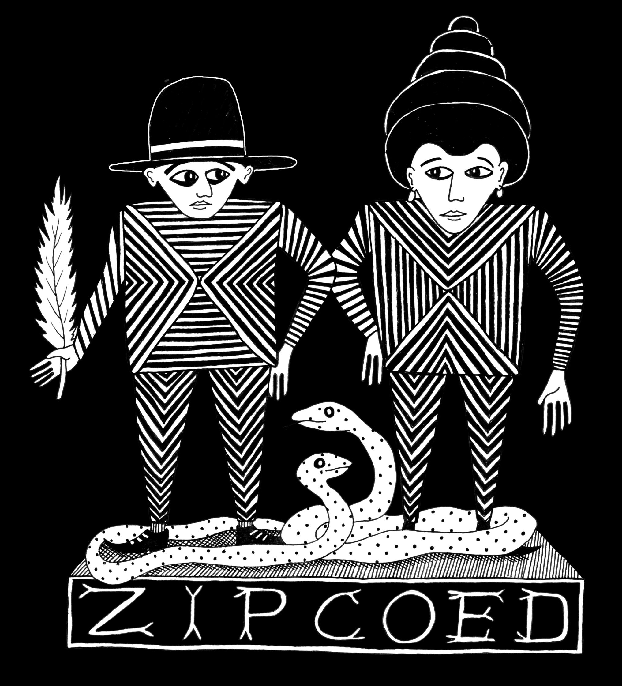 Zipcoed