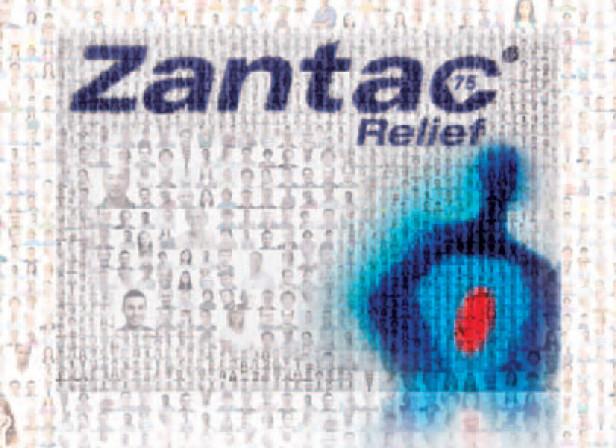 Zantac / Omega Pharma