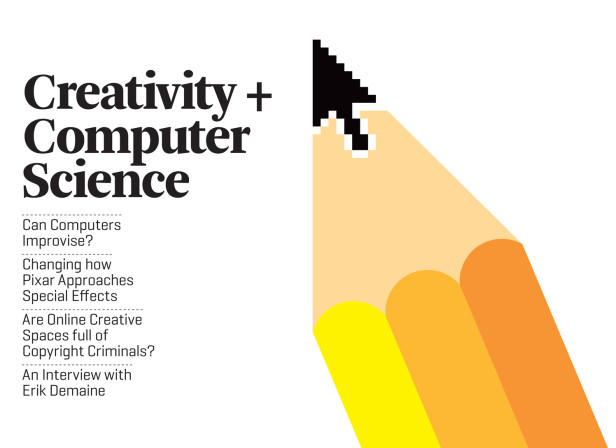 Creativity + Computer Science / XRDS Magazine