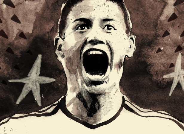 James Rodriquez / Adidas