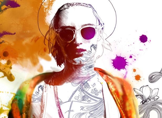 Calle20 Magazine Cover Girl Festival