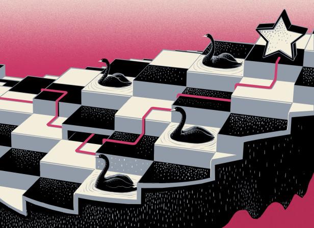 Black Swan 3 / Economia Magazine