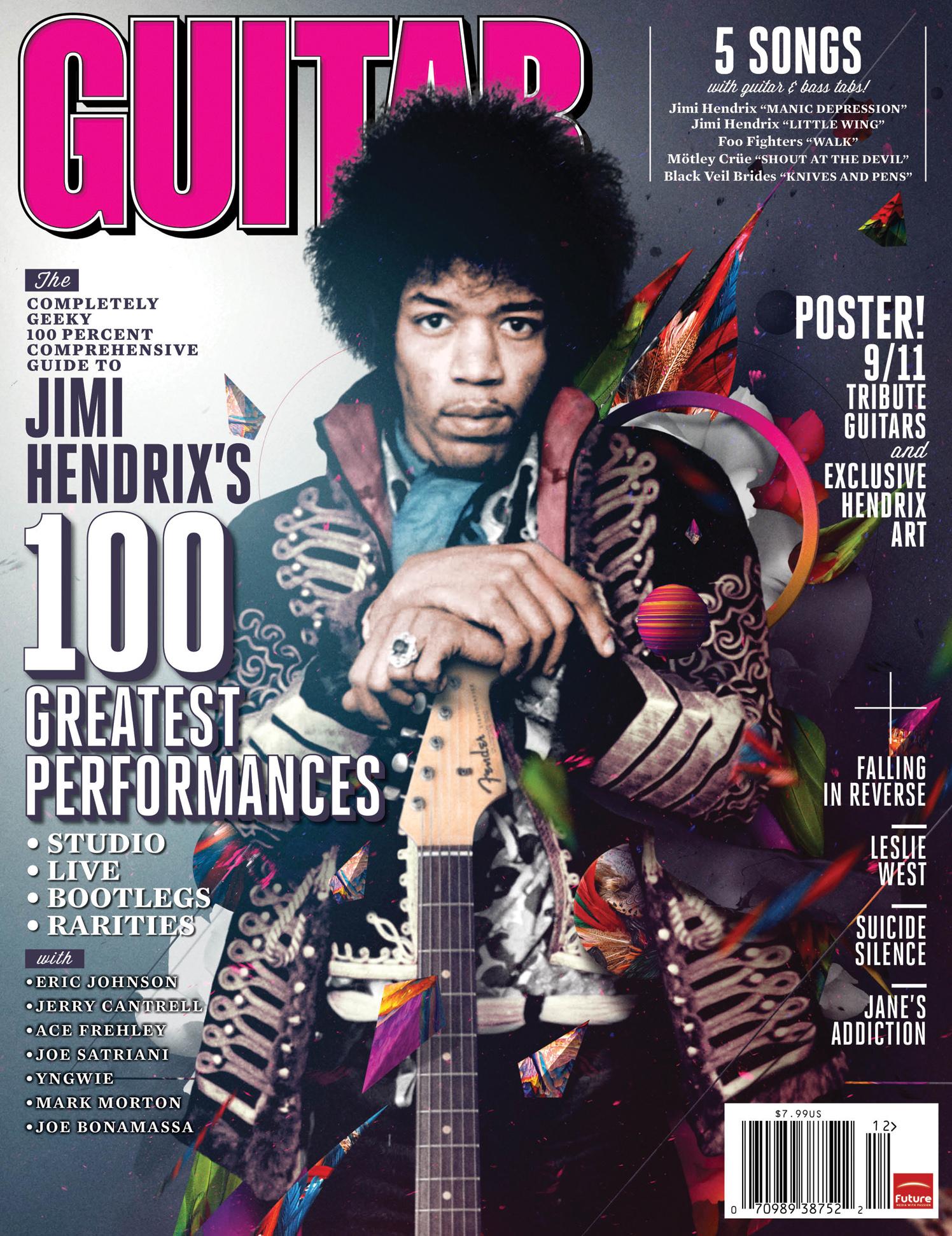 Jimi Hendrix / Guitar World