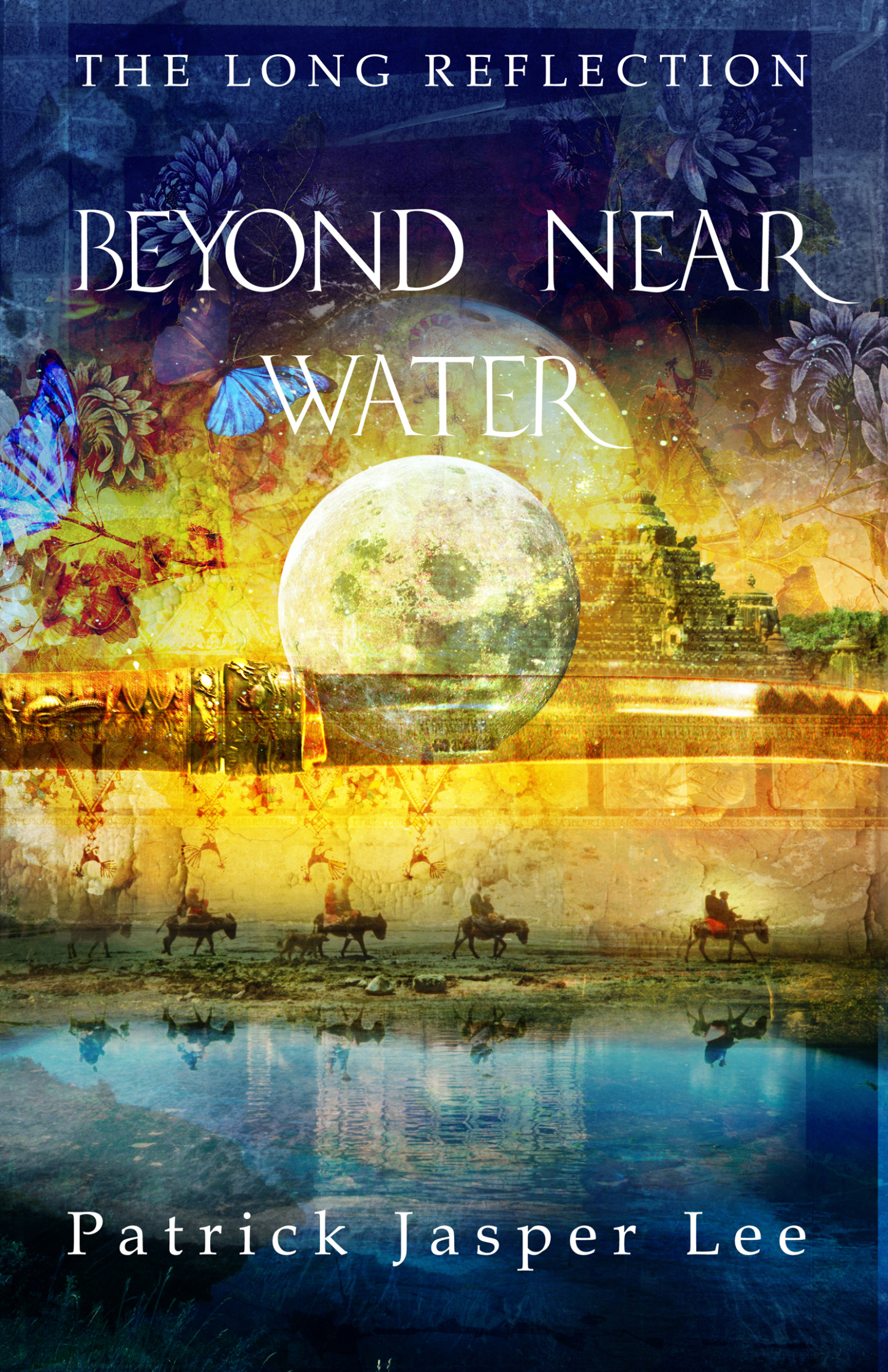 Beyong Near Water Book Cover Boktalo Publishing