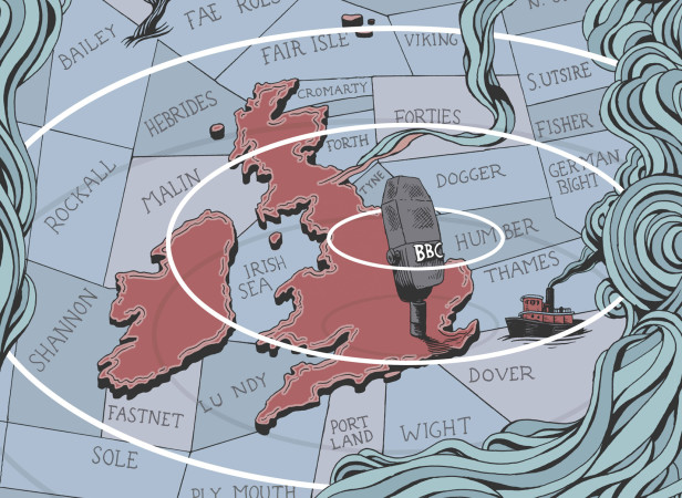 The Shipping Forecast / Radio Times