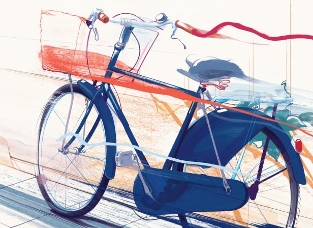Hannay Robertson Bicycle