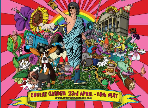 Covent Garden Poster
