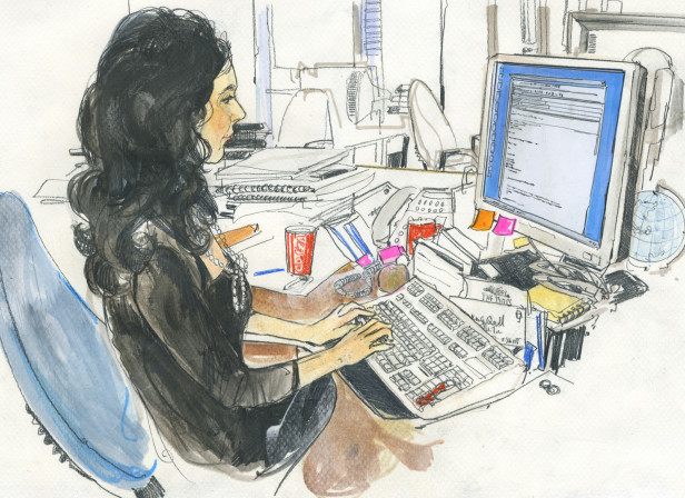Features Writer The Times Behind The Scenes Reportage