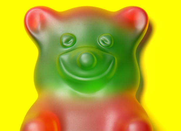 Marijuana Laced Gummy Bear Sunday Times Magazine Cover