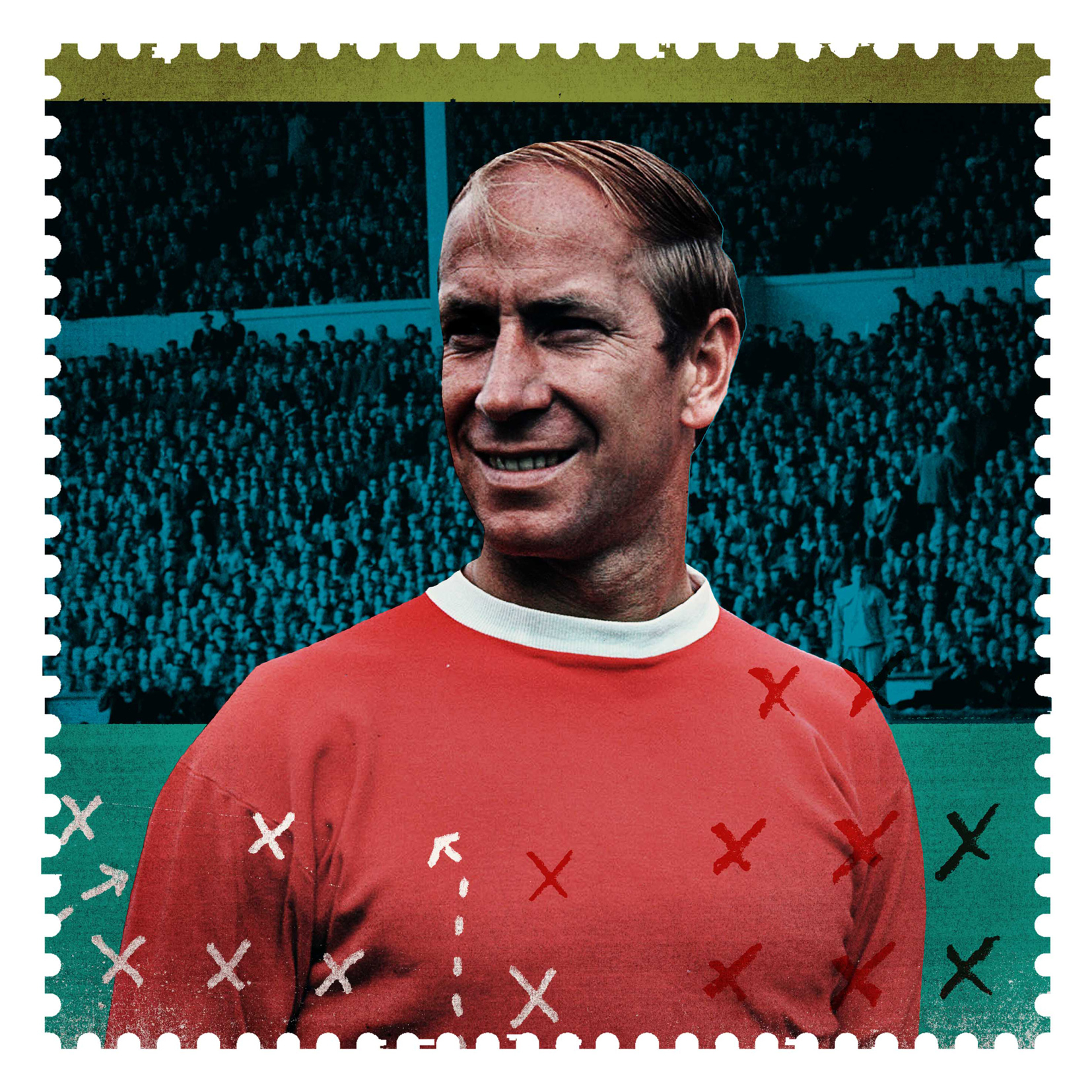 Bobby Moore 2 / Royal Mail