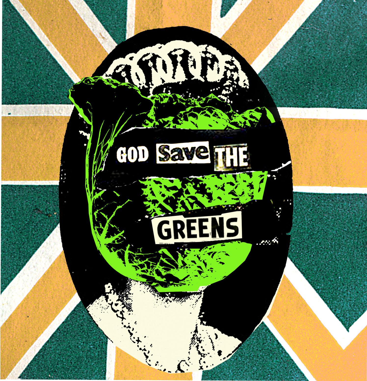 god save the greens