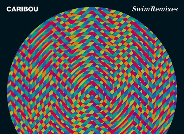Caribou Swim Remixes Cover