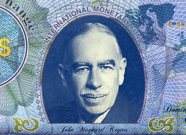 Keynes Banknote