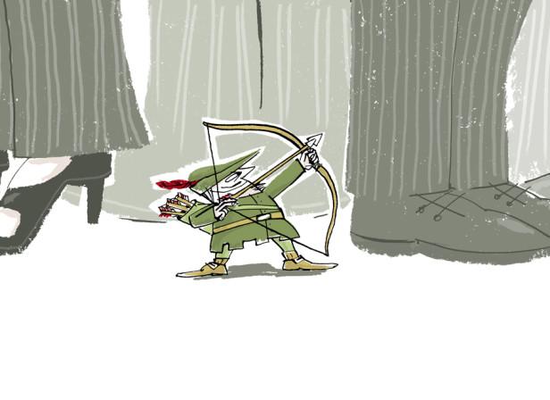 Robin Hood Tax Tobin Tax