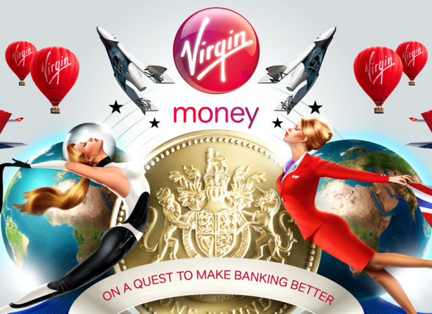 Virgin Money 48 Sheet